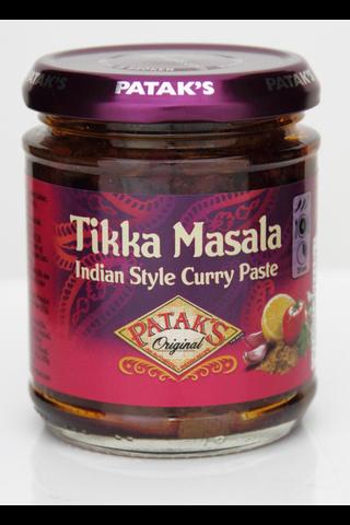 Patak's Tikka Masala Currytahna 165g