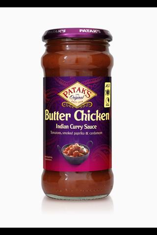 Patak's 350g Butter Chicken Currykastike
