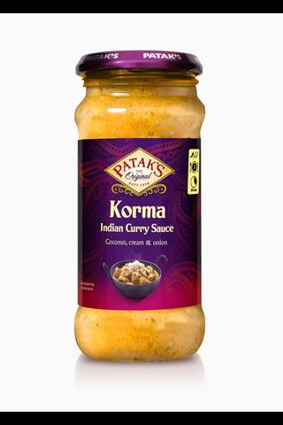 Patak's 350g Korma Currykastike