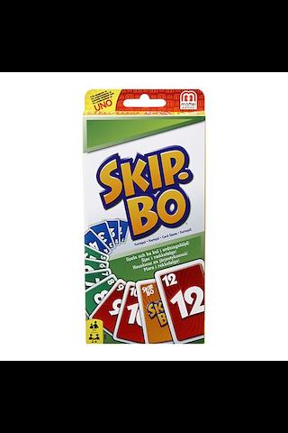 Skip-Bo pelikortit