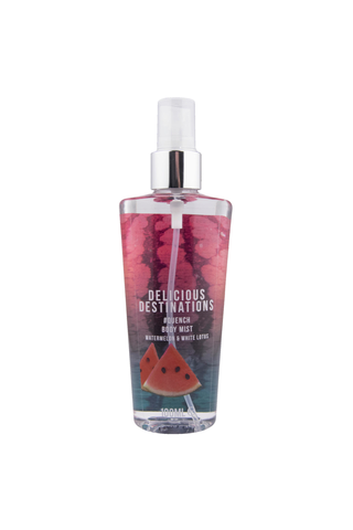 Delicious Destinations 100ml Body Mist Quench naisten tuoksu