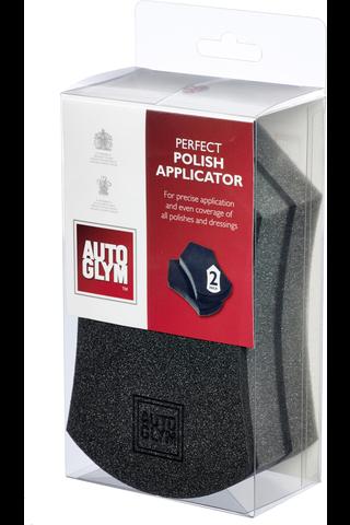 Autoglym Perfect Polish applicator 2 pack- levityssieni