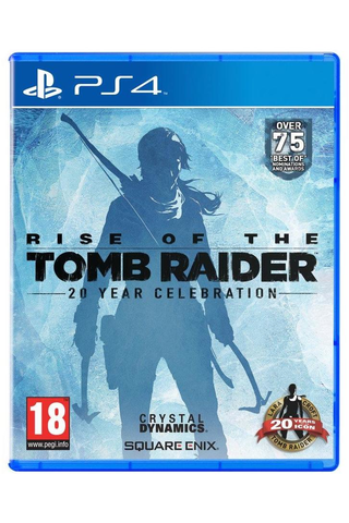 PlayStation 4 Rise of the Tomb Raider: 20 Year Celebration