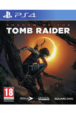 PlayStation 4 Shadow of the Tomb Raider