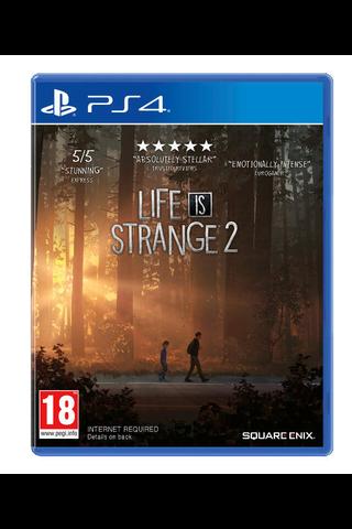 Playstation 4 Life is Strange 2