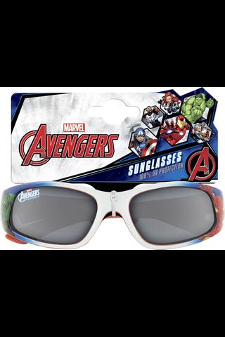 Lasten lisenssi aurinkolasit Marvel Comics The Avengers
