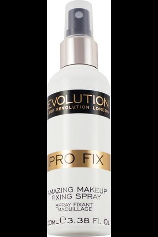 M Revolution 100ml Pro Fix Amazing Makeup Fixing Spray meikinkiinnityssuihke