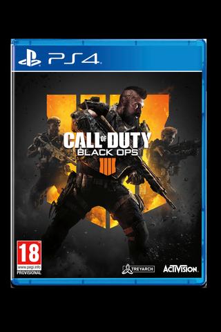 PlayStation 4 peli Call of Duty: Black Ops 4