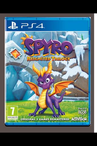 PlayStation 4 Spyro Reignited Trilogy