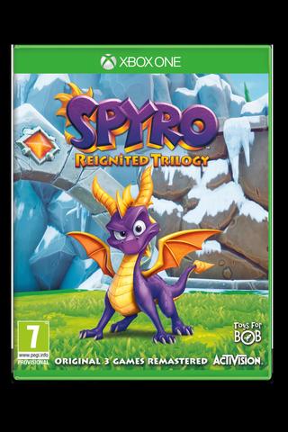 Xbox One Spyro Reignited Trilogy