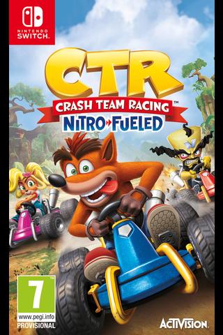 Nintendo Switch Crash Team Racing: Nitro-Fueled