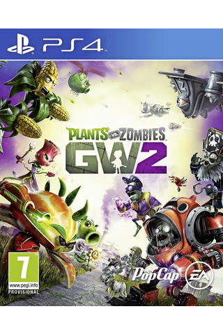 PlayStation 4 peli Plants vs Zombies: Garden Warfare 2