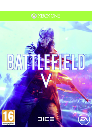 Xbox One peli Battlefield V