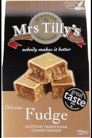 Mrs Tilly's 150g Original Fudge