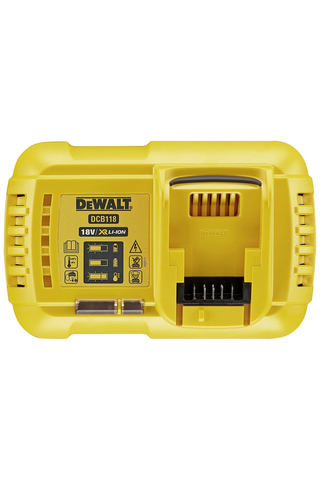 DeWalt DCB118-QW pikalatauslaite 54V/18V FV