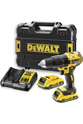 DeWalt DCD777D2T-QW akkuporakone 18V 2x2Ah XR