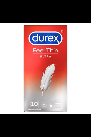 Durex Feel ultra thin-kondomi 10kpl
