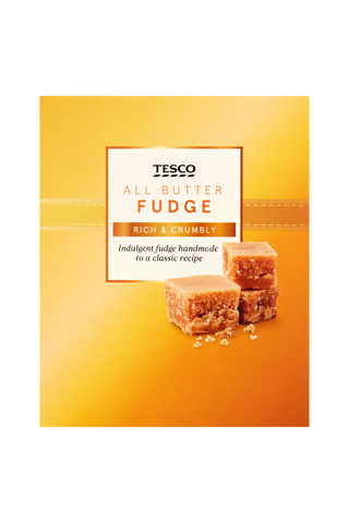 Tesco Fudge 150g