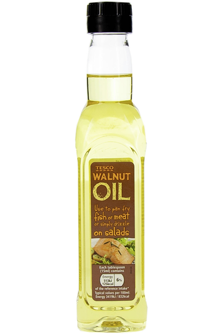 Tesco 250g Walnut Oil öljy