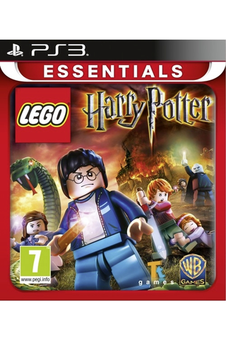 PlayStation 3 Lego Harry Potter: Years 5-7