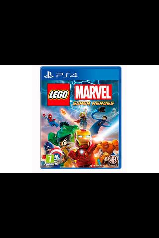 PlayStation 4 Lego Marvel Super Heroes