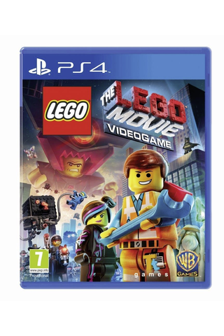PlayStation 4 Lego Movie The Videogame