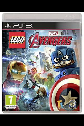 PlayStation 3 Lego Marvel Avengers