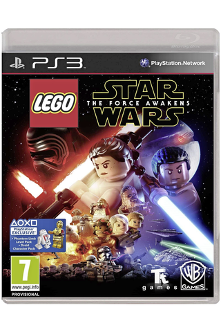 PlayStation 3 Lego Star Wars: The Force Awakens