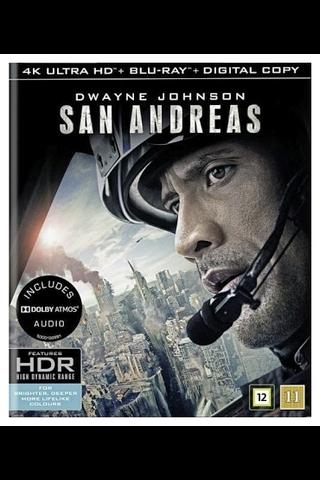 4K San Andreas