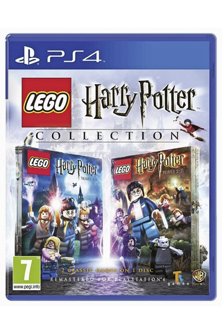 PlayStation 4 Lego Harry Potter Years 1-7