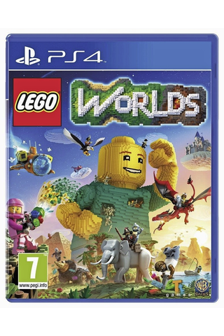 PlayStation 4 Lego Worlds