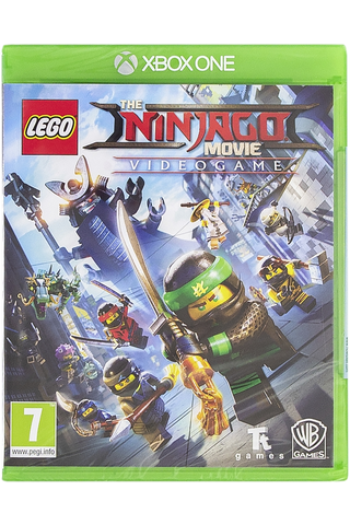 Xbox One Lego Ninjago Movie: Videogame