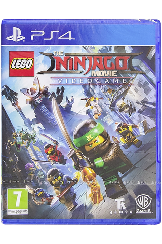 PlayStation 4 Lego Ninjago Movie: Videogame