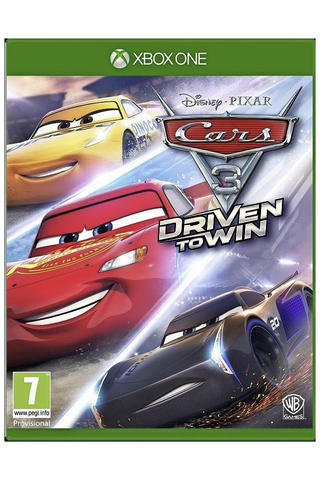 Xbox One Cars 3: Driven to Win