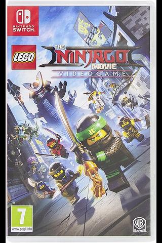 Nintendo Switch Lego Ninjago Movie: Videogame