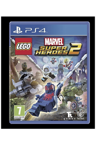 PlayStation 4 Lego Marvel Super Heroes 2