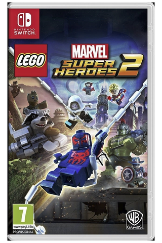Nintendo Switch Lego Marvel Super Heroes 2