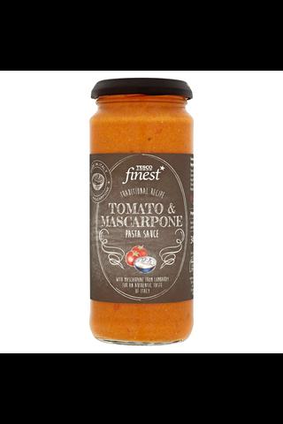 Tesco Finest 340g tomaatti-mascarpone pastakastike
