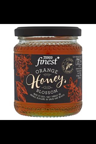 Tesco Finest 340g appelsiininkukkahunaja