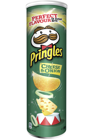 Pringles Cheese&Onion 200g
