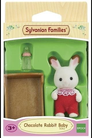 Sylvanian families suklaapupuvauva