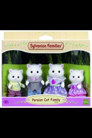 Sylvanian Families persialaiskissaperhe