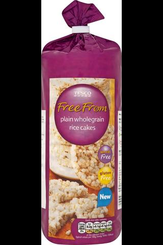 Tesco Free From 130g gluteeniton riisikakku