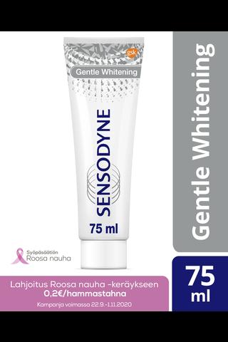 Sensodyne Gentle Whitening Hammastahna 75ml