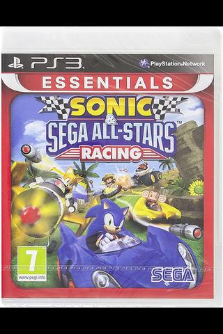 PlayStation 3 Sonic & All-Stars Racing Transformed