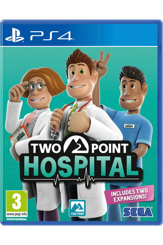 Playstation 4 Two Point Hospital
