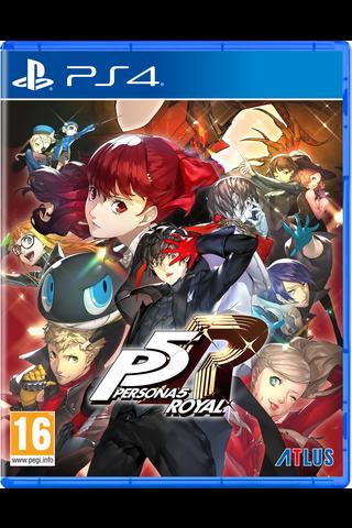 Playstation 4 Persona 5 Royal