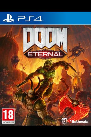 PlayStation 4 Doom Eternal