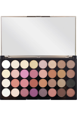 Makeup Revolution Ultra 32 Eyeshadow Palette Flawless 4 V4