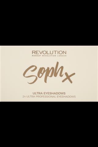 M Revolution Soph luomiväripaletti
